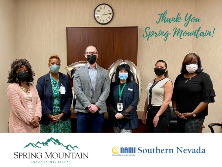 We would like to announce our first corporate sponsorship with Spring Mountain! Thank you Spring Mountain!